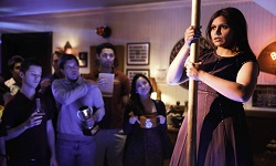 "Mindy Kaling as Mindy on Fox's ""The Mindy Project"""