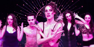 """""""Showgirls! The Musical!"""" cast"""